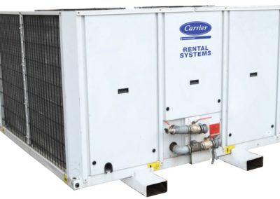 Kaltwassersatz Carrier 100 kW