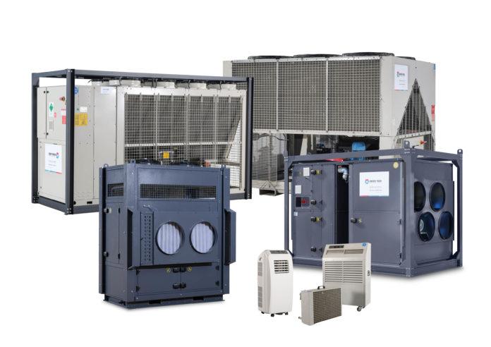 Klimaanlagen und Kälte