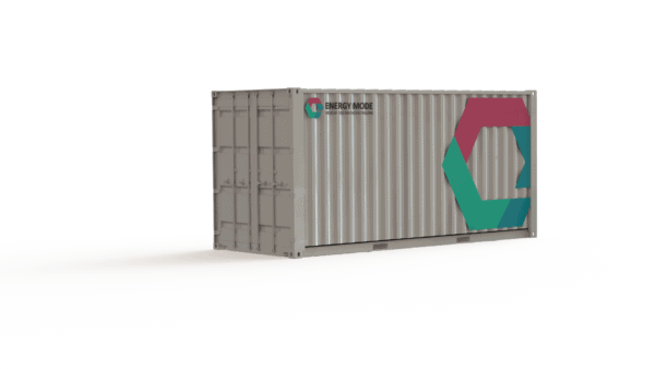 Dampfcontainer SB 2600