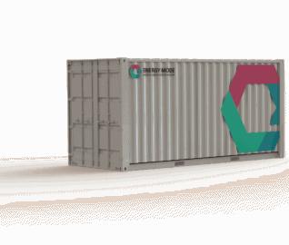 Heisswassercontainer HWS 1000