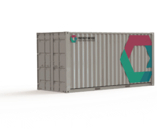 Heizcontainer HS 2500