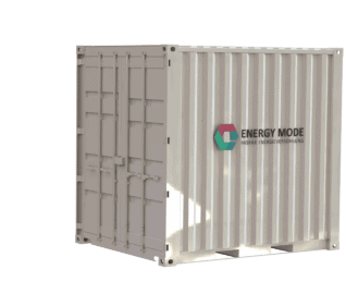Heizcontainer HS 550