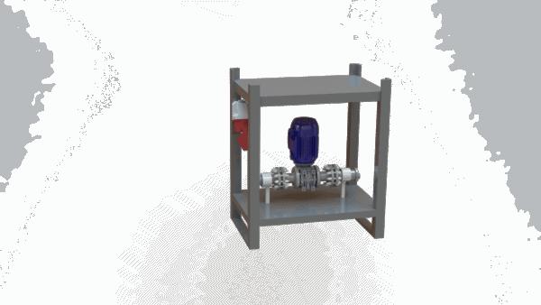 Pumpenaggregat PS 140 H