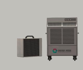 Split-Klimagerät 7 kW